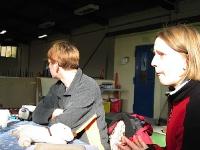 Bodenarbeit im TT 18.10.2008