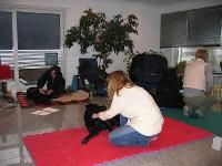 Massageworkshop mit Daniela Maag 20.01.2008